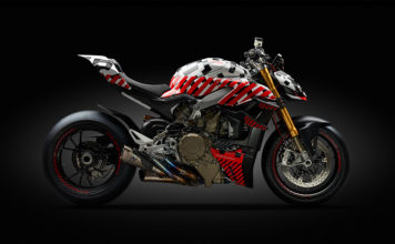 Ducati Streetfighter V4 Pikes Peak International Hill Climb 1