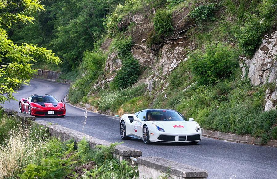 Ferrari Cavalcade Campania 1