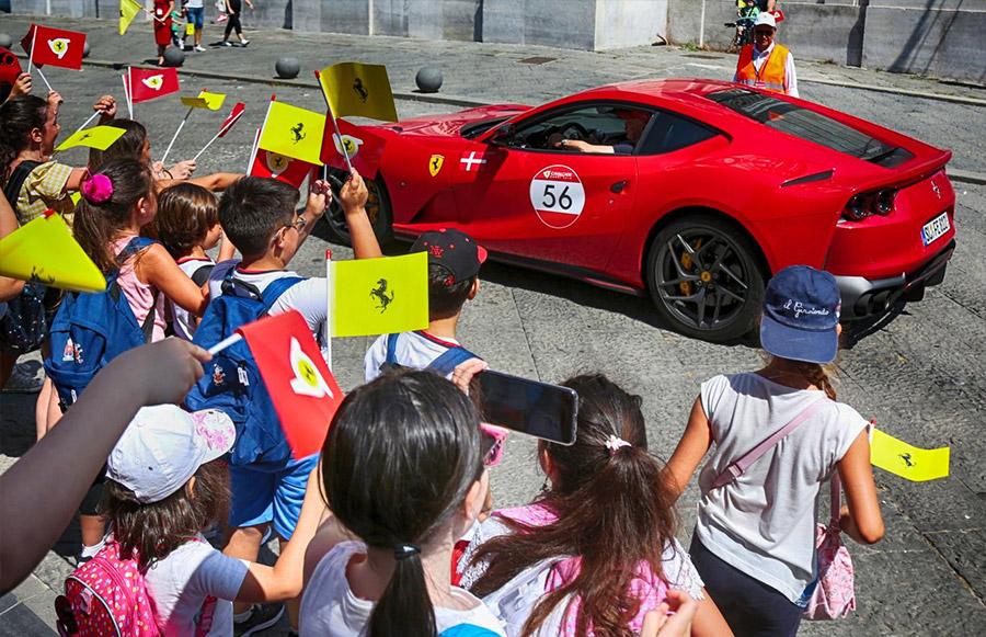 Ferrari Cavalcade Campania 10