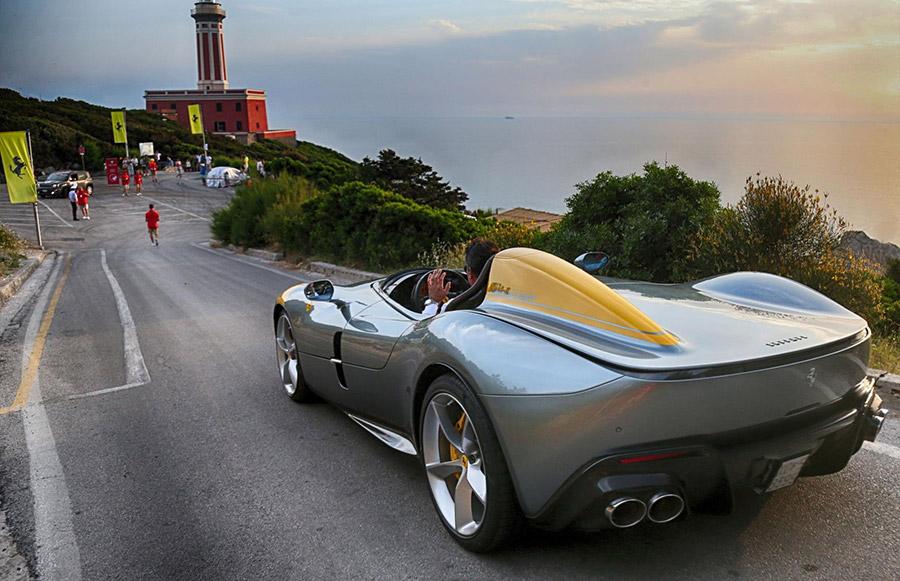 Ferrari Cavalcade Campania 11