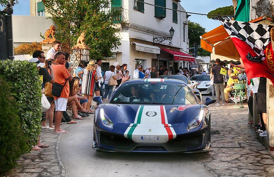 Ferrari Cavalcade Campania 12