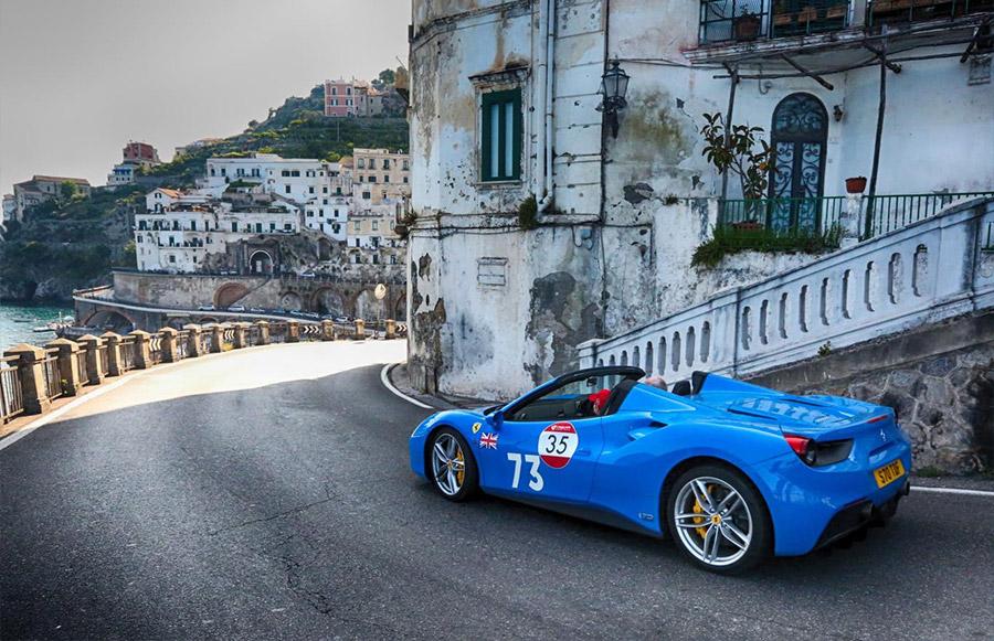 Ferrari Cavalcade Campania 15