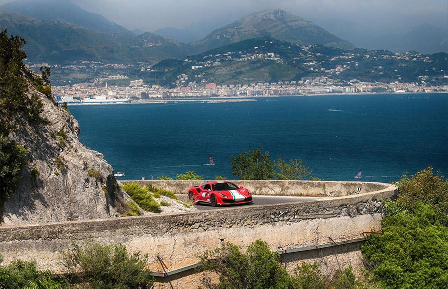 Ferrari Cavalcade Campania 16
