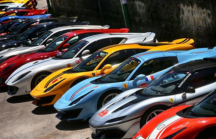 Ferrari Cavalcade Campania 18