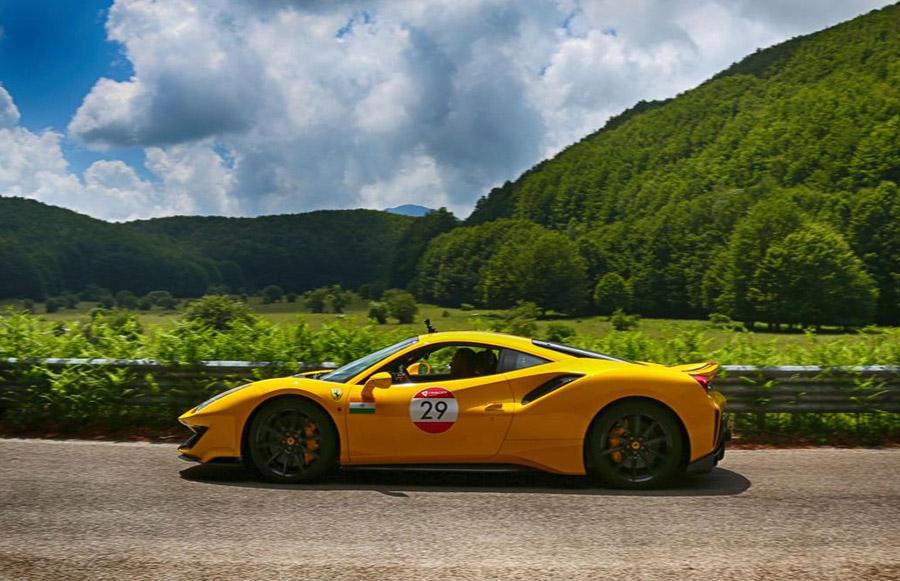 Ferrari Cavalcade Campania 2