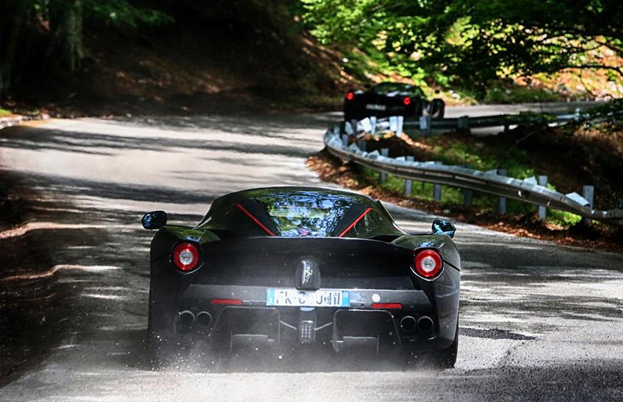 Ferrari Cavalcade Campania 3