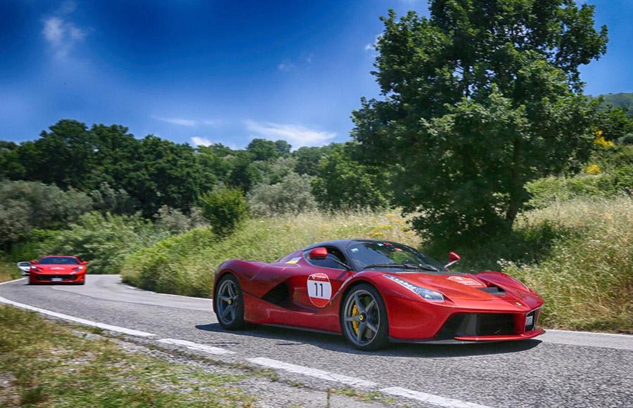 Ferrari Cavalcade Campania 4