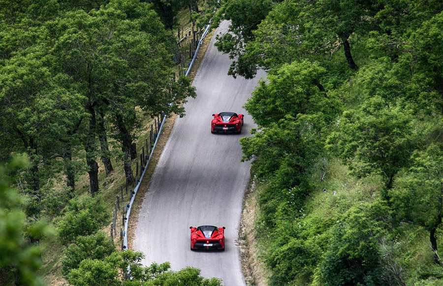 Ferrari Cavalcade Campania 5
