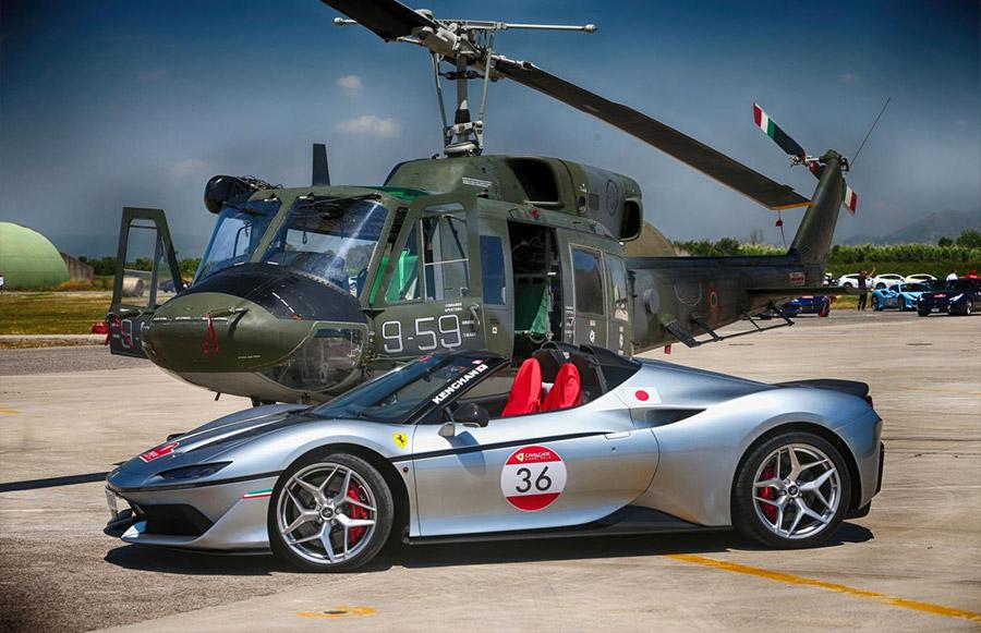 Ferrari Cavalcade Campania 7