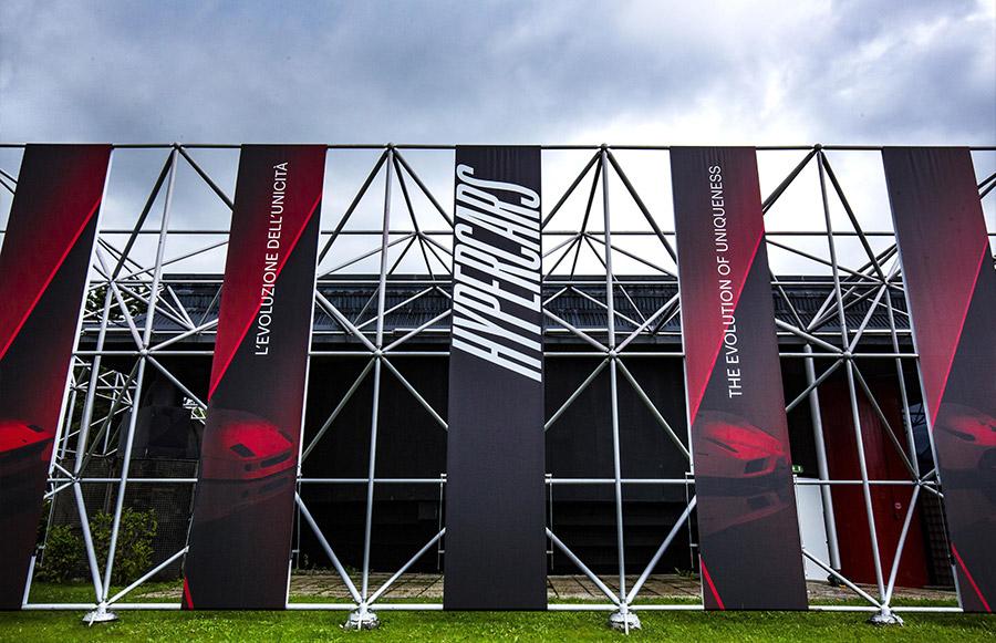 Scuderia Ferrari Anniversary 90 Years Exhibition 16