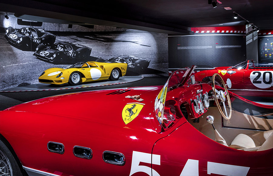 Scuderia Ferrari Anniversary 90 Years Exhibition 9