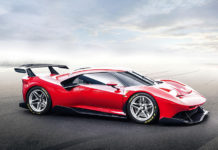 Ferrari Special Projects Goodwood Festival of Speed