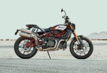 Indian FTR 1200 Artist Series
