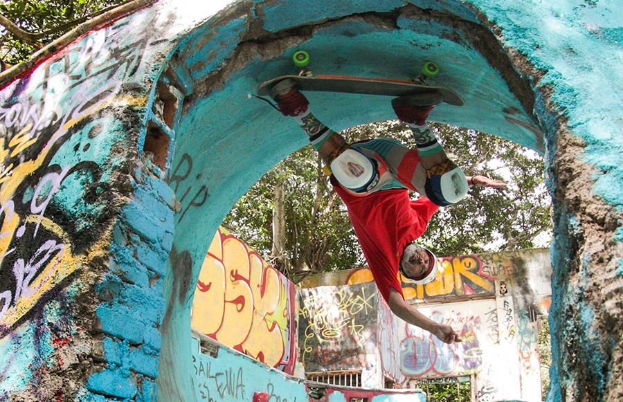 Indian FTR 1200 Artist Series Steve Caballero 1