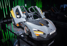 Lego McLaren Senna Debut at E3 2019