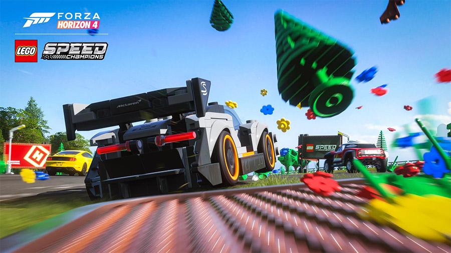 Lego McLaren Senna Forza Horizon 4 LEGO Speed Champions 2