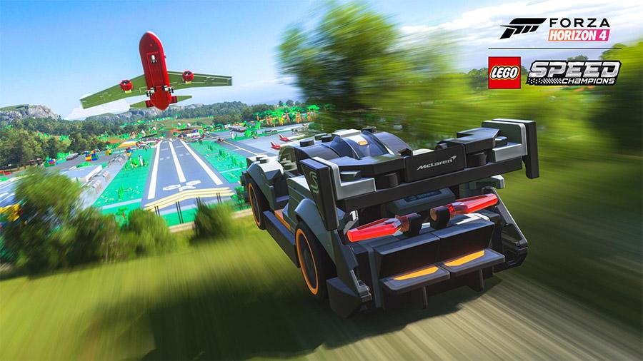 Lego McLaren Senna Forza Horizon 4 LEGO Speed Champions 3