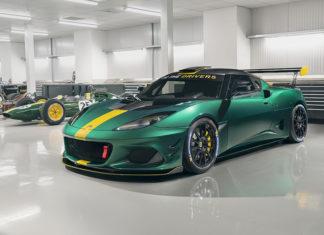Lotus Evora GT4 Goodwood Festival of Speed 1