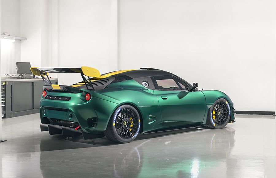 Lotus Evora GT4 Goodwood Festival of Speed 2