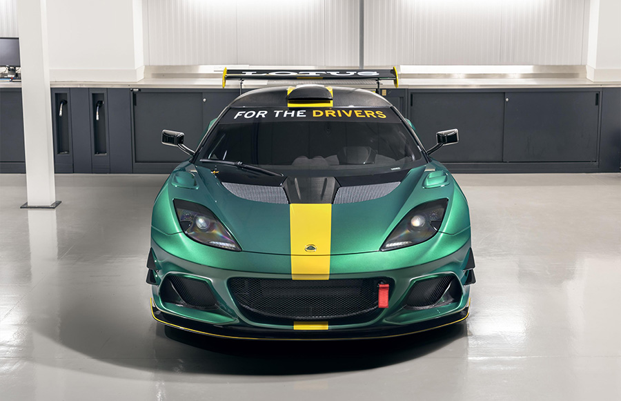 Lotus Evora GT4 Goodwood Festival of Speed 3