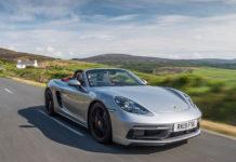 Mark Higgins Isle of Man TT Course Porsche 718 Boxster GTS 6
