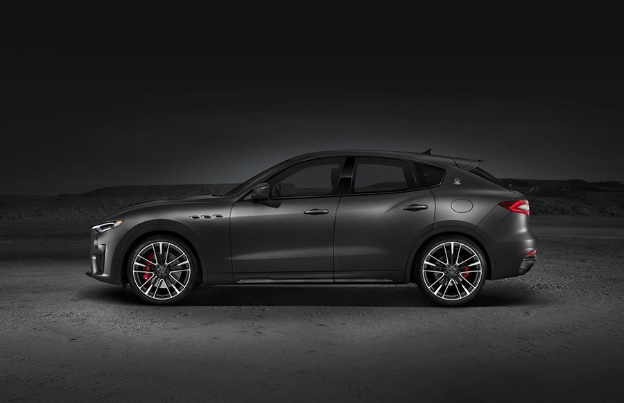 Maserati Levante Trofeo 2