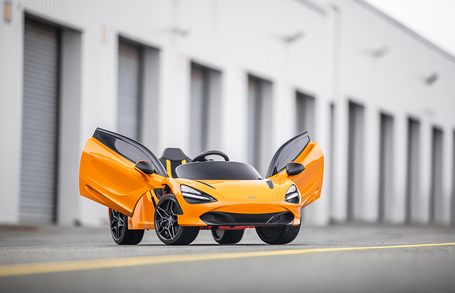 McLaren 720S Ride-On 3
