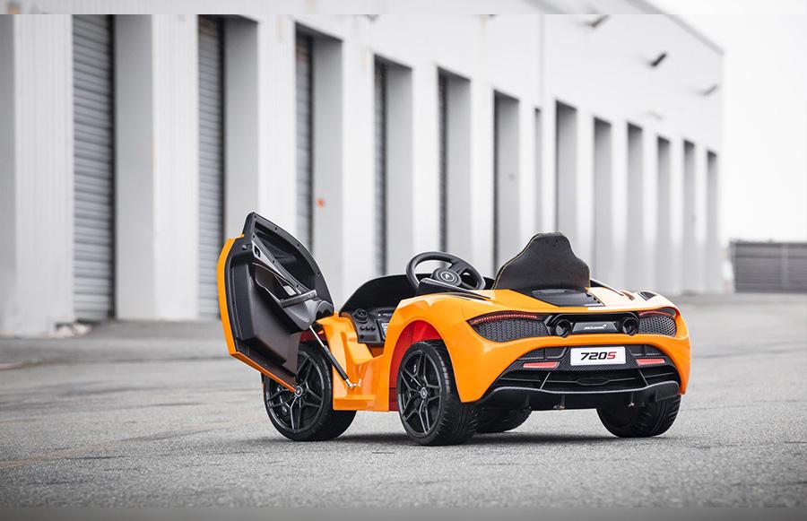 McLaren 720S Ride-On 4