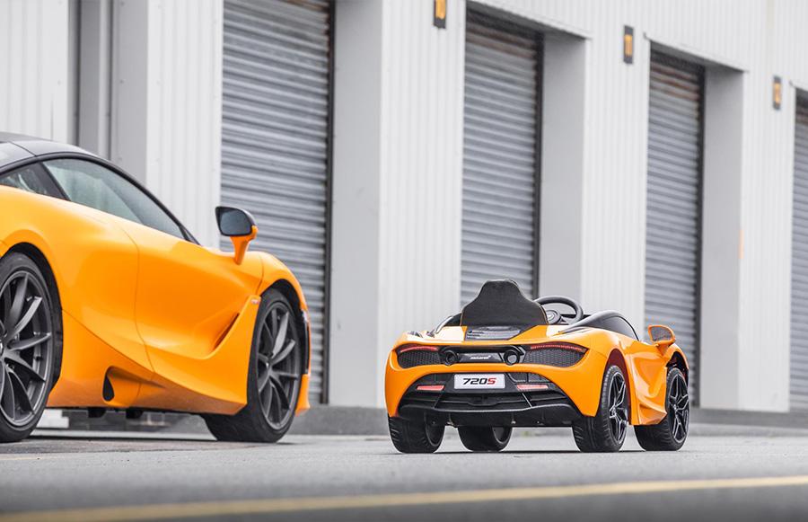 McLaren 720S Ride-On 5