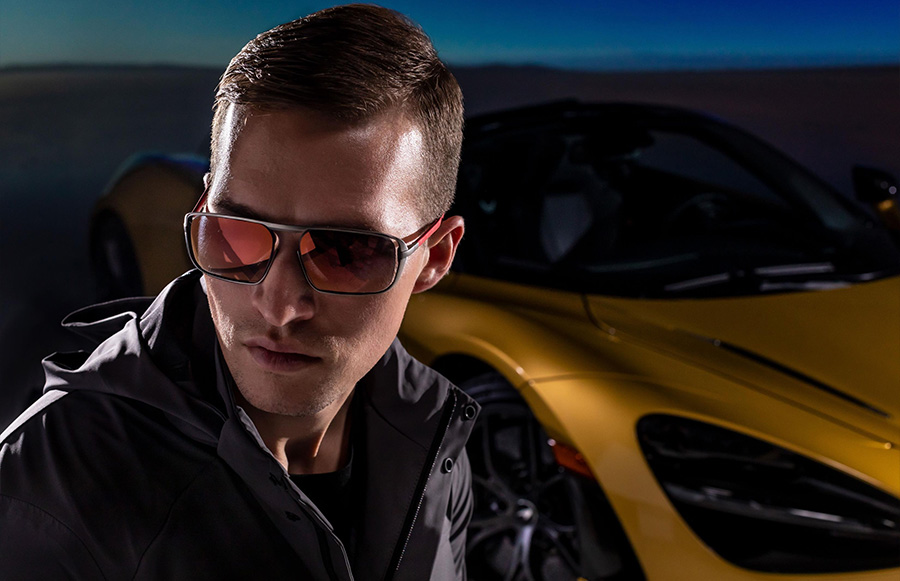 McLaren Automotive Sunglasses 3