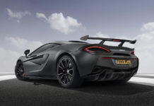 McLaren High Downforce Kit Sports Series 1