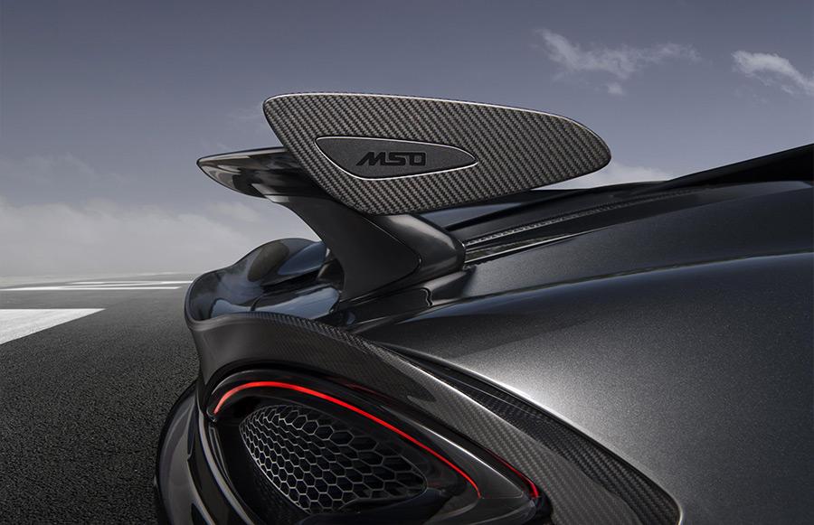 McLaren High Downforce Kit Sports Series2