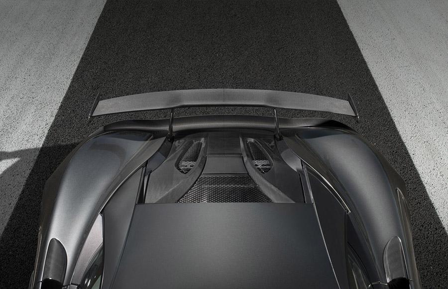 McLaren High Downforce Kit Sports Series3