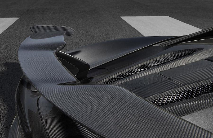 McLaren High Downforce Kit Sports Series5