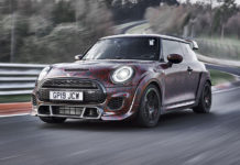 MINI John Cooper Works GP 1