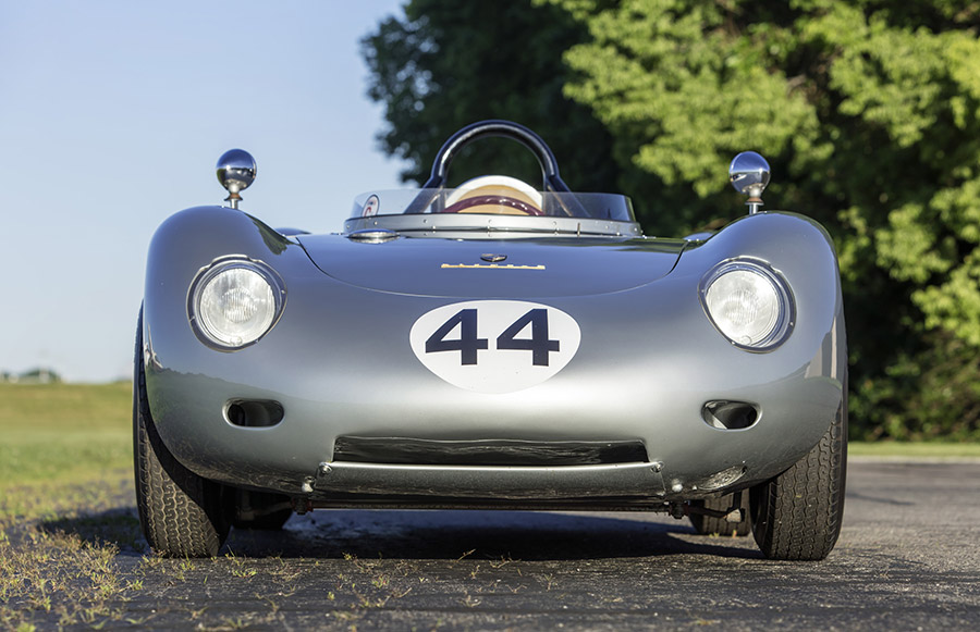 Porsche 718 RSK Bonhams Quail lodge Auction 3