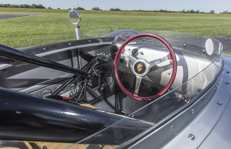 Porsche 718 RSK Bonhams Quail lodge Auction 4