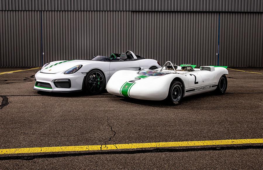 Porsche 981 Bergspyder 2