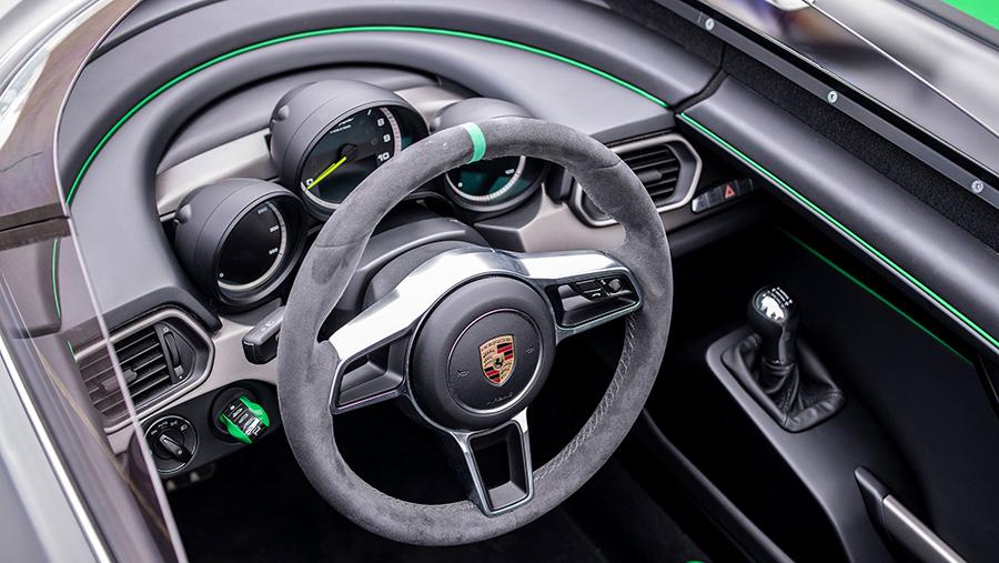 Porsche 981 Bergspyder 6
