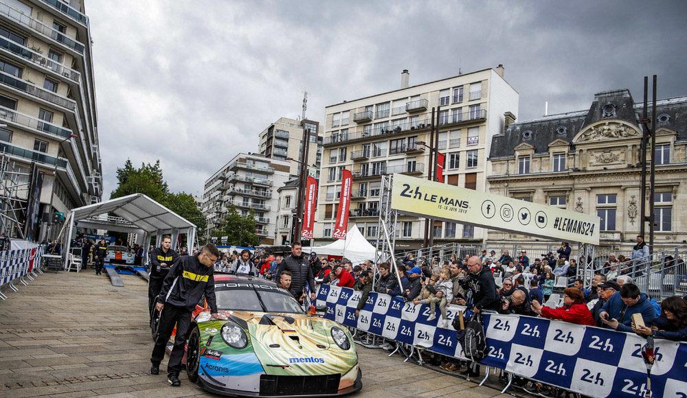 Porsche Customer Teams 2019 24 Hours of Le Mans 1