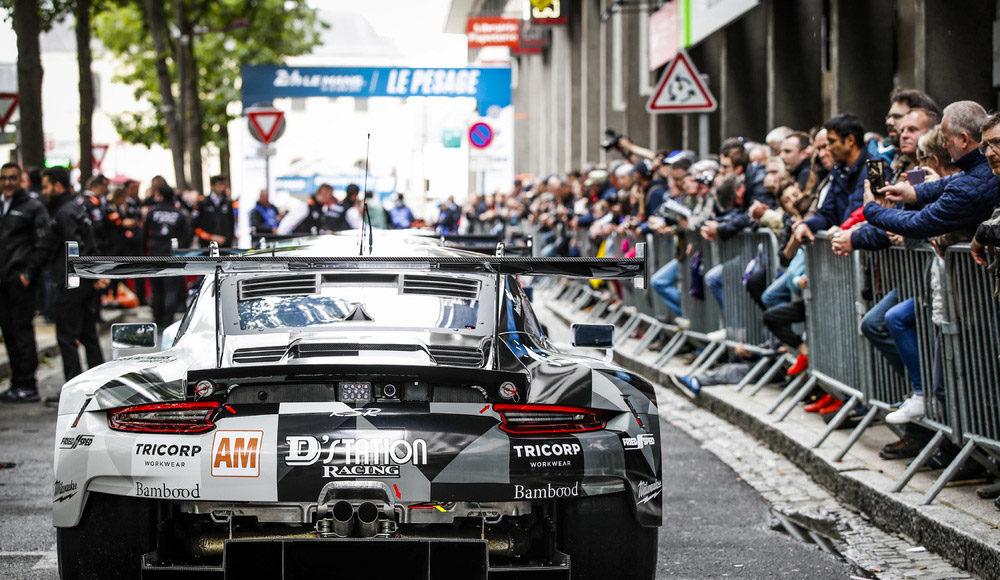 Porsche Customer Teams 2019 24 Hours of Le Mans 10