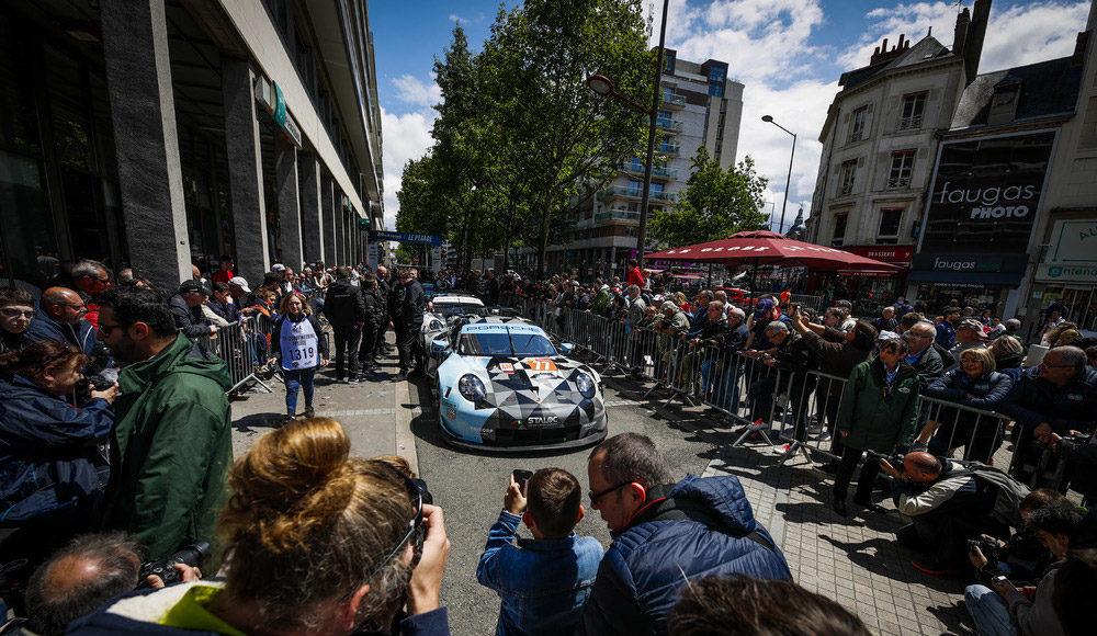 Porsche Customer Teams 2019 24 Hours of Le Mans 11
