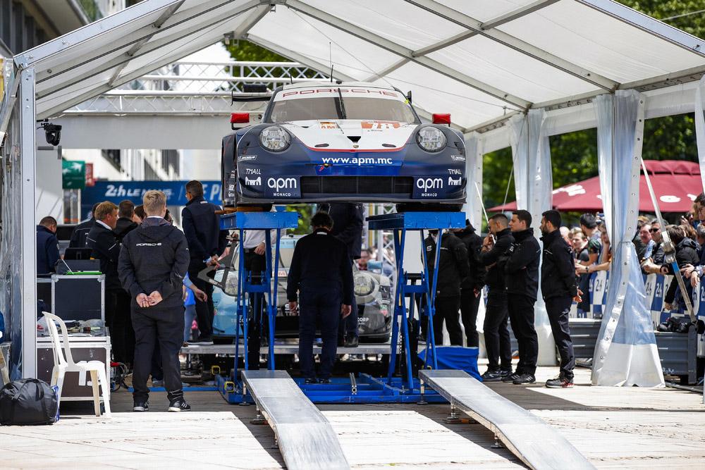 Porsche Customer Teams 2019 24 Hours of Le Mans 12