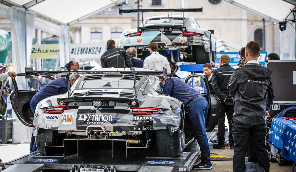 Porsche Customer Teams 2019 24 Hours of Le Mans 13