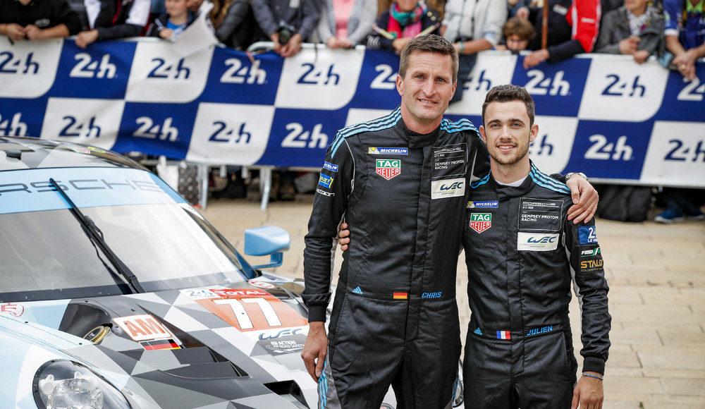 Porsche Customer Teams 2019 24 Hours of Le Mans 15