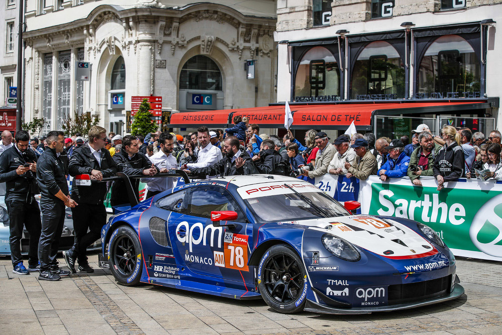 Porsche Customer Teams 2019 24 Hours of Le Mans 16