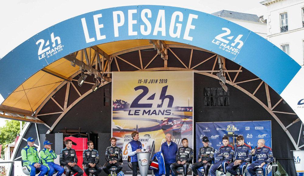 Porsche Customer Teams 2019 24 Hours of Le Mans 19