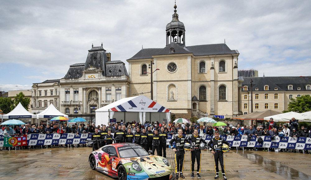 Porsche Customer Teams 2019 24 Hours of Le Mans 2