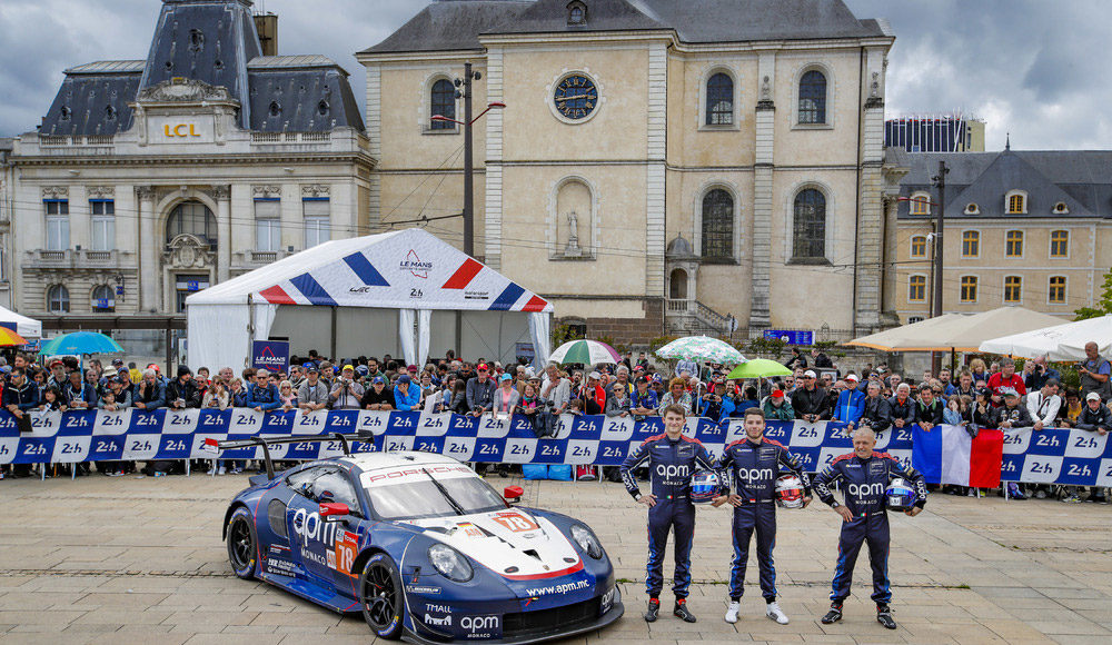Porsche Customer Teams 2019 24 Hours of Le Mans 20