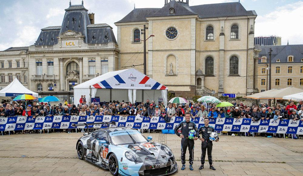 Porsche Customer Teams 2019 24 Hours of Le Mans 21